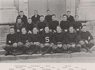 1912 Penn State Nittany Lions football team American college football season