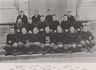 1912 Penn State Nittany Lions football team - Image: Penn State Football 1912