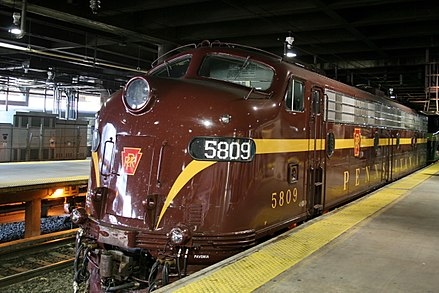 Pennsylvania Railroad - Wikiwand