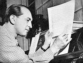 Percy Faith - Faith at work in 1949