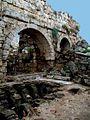 Perge, Antalya, Turkey, area of Roman baths.jpg