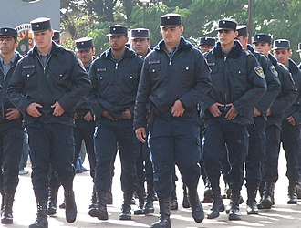 Law enforcement in Argentina - Misiones Provincial Police.
