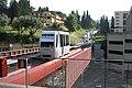 Perugia, 2009 - Minimetrò cabs in Fontivegge.jpg