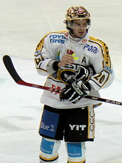 Janne Pesonen ice hockey player