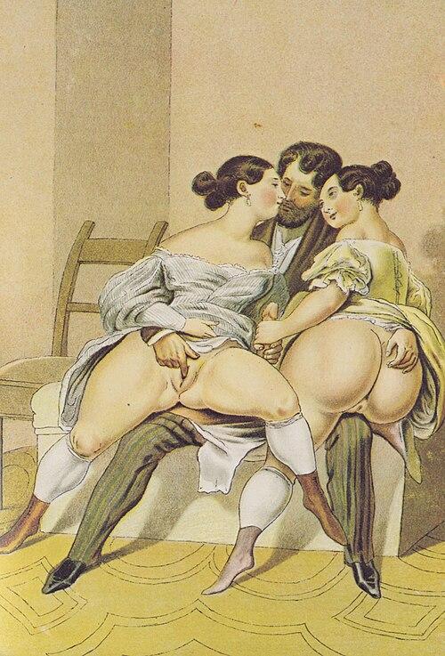 анальный секс в средние века № 78120