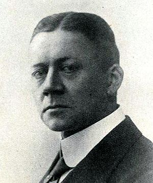 Peter Holm (museum director) - Peter Holm, c. 1920
