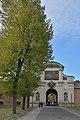 Petrovsky gate in Saint Petersburg.jpg