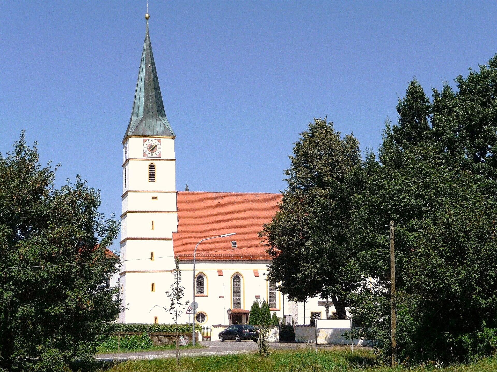 Aich Bodenkirchen