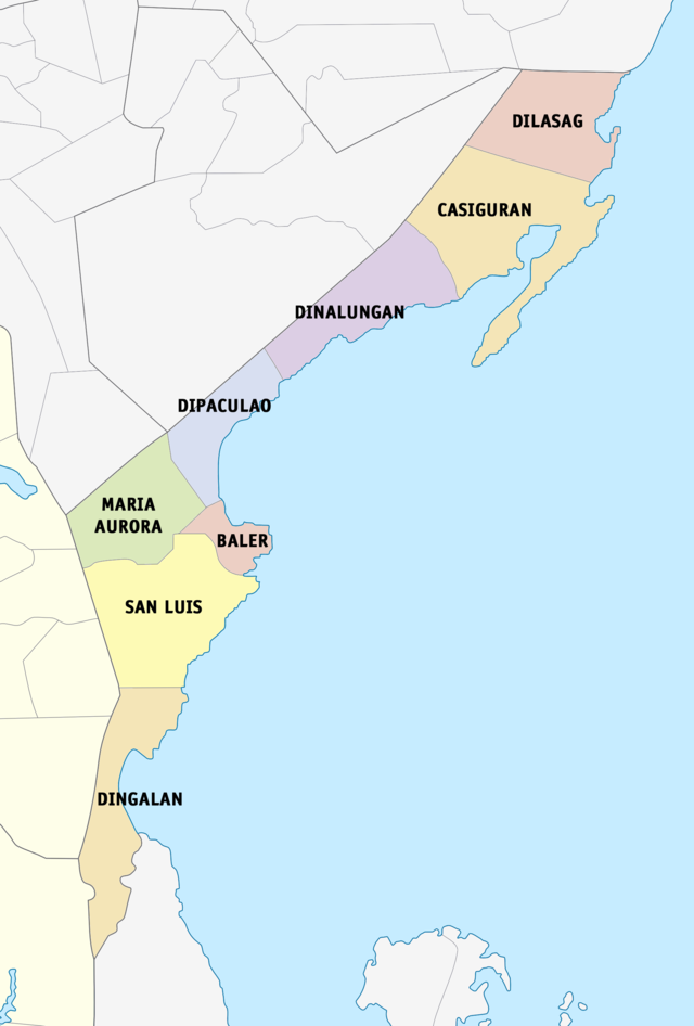 Province in Central Luzon Region III Philippines