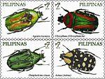 Philippine beetles 2010 stampsheet of the Philippines 2.jpg