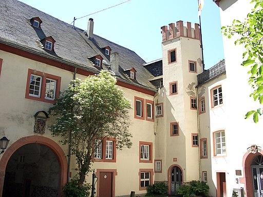 Schloss Philippsburg bei Braubach