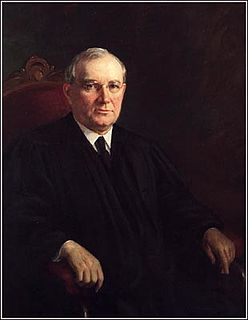 Pierce Butler (justice) United States federal judge