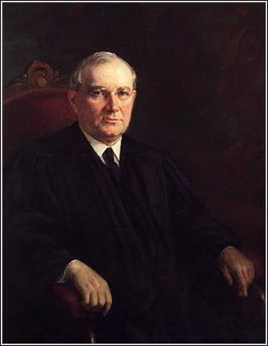Pierce Butler (justice) - Image: Pierce Butler of the United States Supreme Court