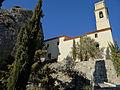 Pierrefeu - Église Saint-Sébastien-Saint-Martin de Vieux-Pierrefeu -04.JPG