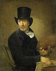 Portrait de Pieter Barbiers II, peintre
