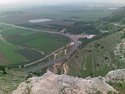 PikiWiki Israel 12071 A new road between Nazareth and Affula.jpg