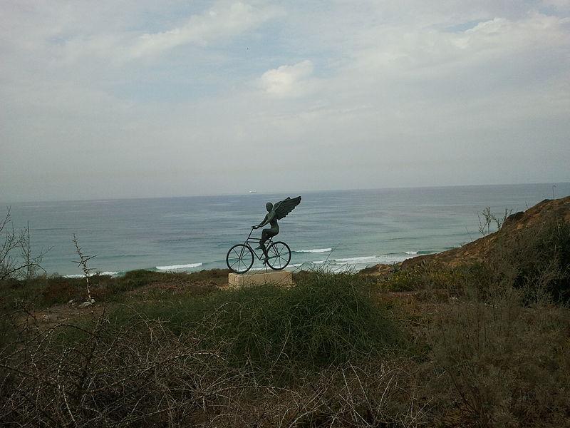 רוכבת על כנפי הרוח