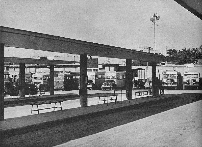 התחנה המרכזית הישנה