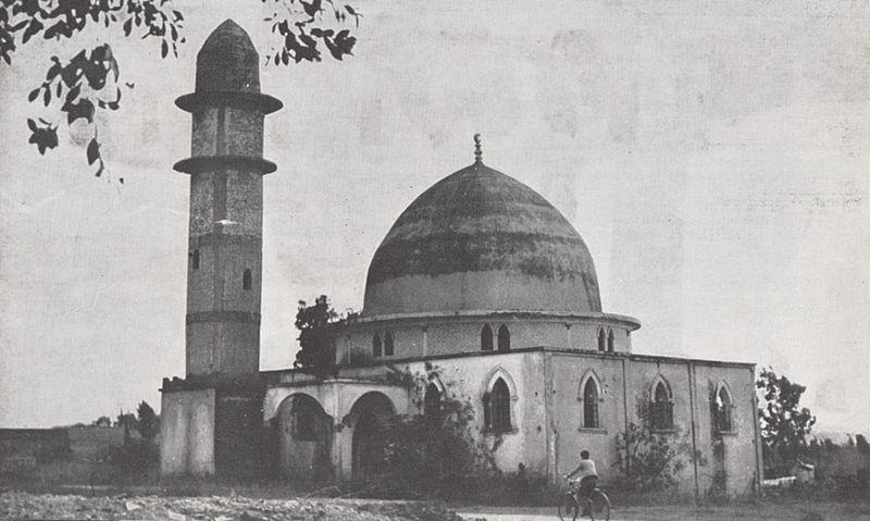 מסגד בנס ציונה