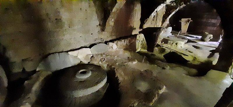 טחנת קמח מטרוף בשמורת בניאס