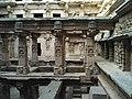 Pillars with carvings- raani ki vaav.jpg