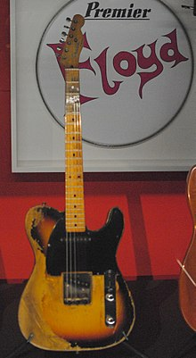 Fender Esquire - Wikipedia