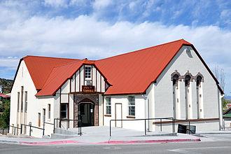 Pioche, Nevada - Pioche Town Hall