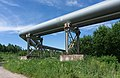 Pipeline from North West CHP power station to Primorsky District.jpg