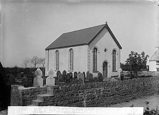 Pisgah chapel (Cong), Llandysilio
