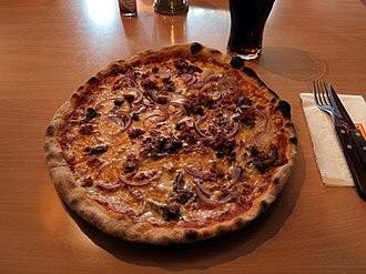 Kotipizza - Pizza Berlusconi