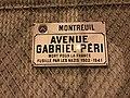 Plaque avenue Péri Montreuil 1.jpg