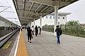Platform 1 of Pingnannan Railway Station (20190421143952).jpg
