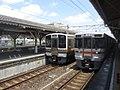 Platform of Numazu Station (Tokaido Main Line) 2018.jpg