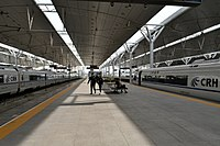 Platform of Tianjin Railway Station 20171003.jpg