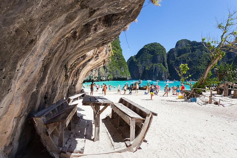 File:Playa Maya, Ko Phi Phi, Tailandia, 2013-08-19, DD 17.JPG