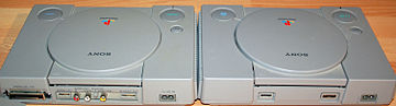 Playstation Comparison (SCPH-1002 and SCPH-9002)