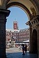 Plaza Mayor de Madrid desde calle Ciudad Rodrigo - 03.jpg