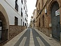 Plaza de la Iglesia o plaza Mayor del Villar del Arzobispo 01.jpg