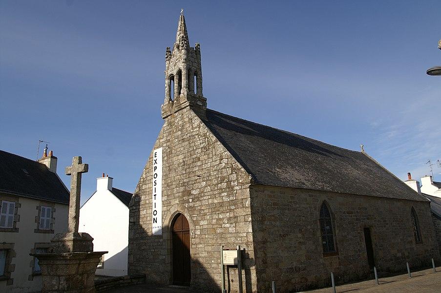 Chapelle Sainte-Anne à Ploemeur.