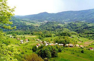 Podpeč pri Šentvidu Place in Styria, Slovenia