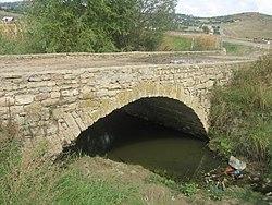 Podul medieval din Cârjoaia.jpg