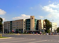 Poland Warsaw Bemowo District Hall.jpg