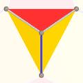 Polyhedron truncated 20 vertfig.png
