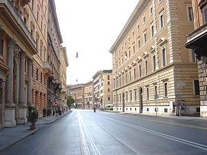 Corso Vittorio Emanuele II, Rome - Corso Vittorio Emanuele II