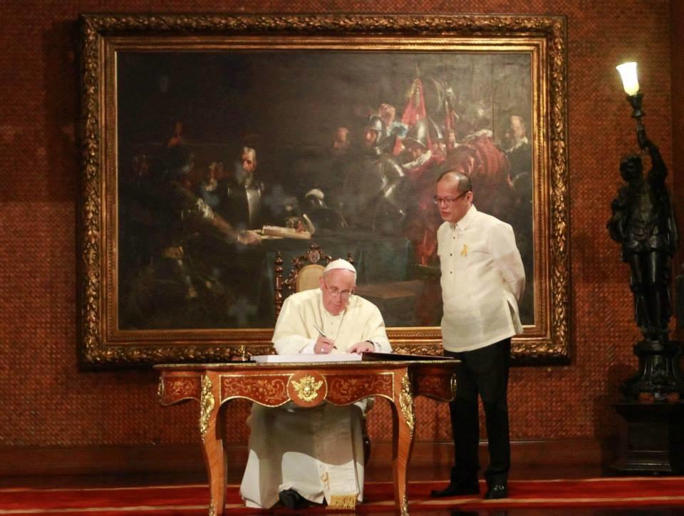Pope Francis Malacanang 35