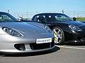 Porsche Carrera GT at PEC Silverstone (4550938844).jpg
