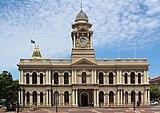 Port Elizabeth City Hall, front facade.jpg