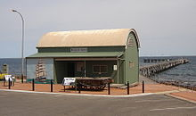 Port Victoria Maritime Museum and Jetty (better).jpg