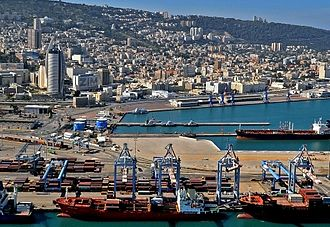 Port of Haifa - The Port of Haifa