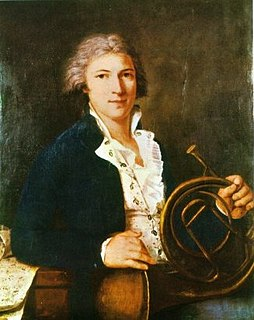 Frédéric Nicolas Duvernoy composer and French horn player
